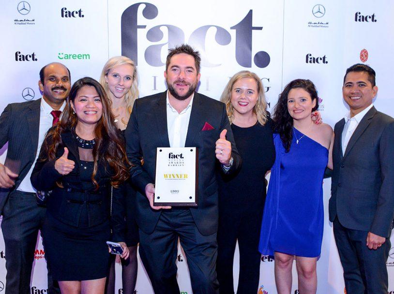 2018 FACT Dining Awards