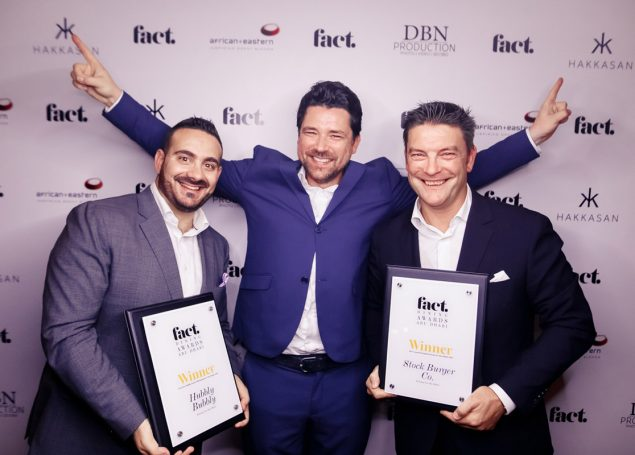2019 FACT Dining Awards Abu Dhabi: WINNERS