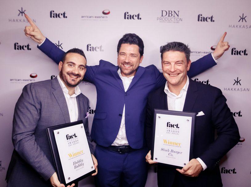 2019 FACT Dining Awards Abu Dhabi: WINNERS