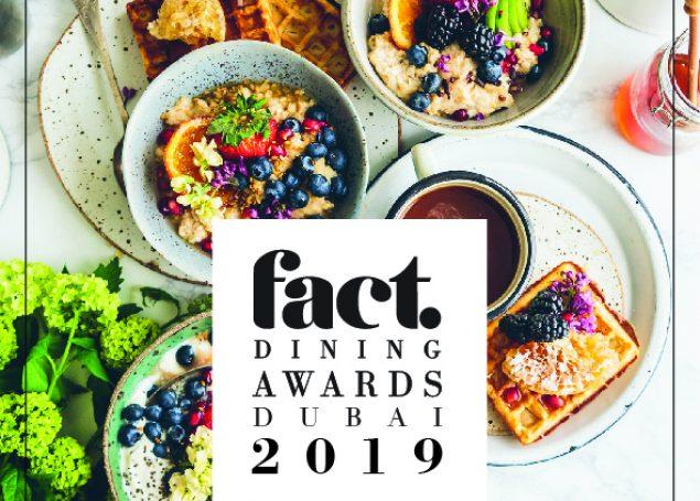 2019 FACT Dining Awards Dubai – VOTE NOW!