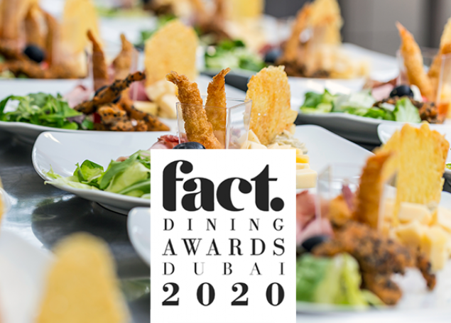 2020 FACT Dining Awards Dubai – VOTE NOW!