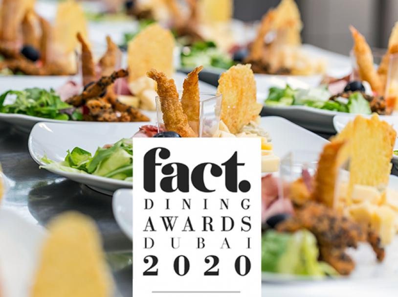 2020 FACT Dining Awards Dubai – VOTE NOW!