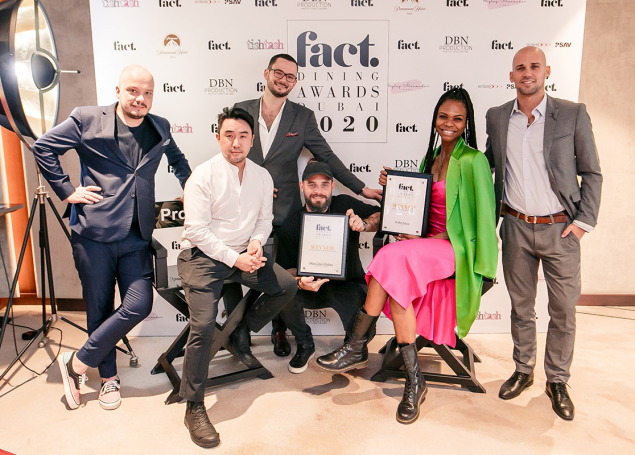 FACT DINING AWARDS DUBAI 2021: Nominees