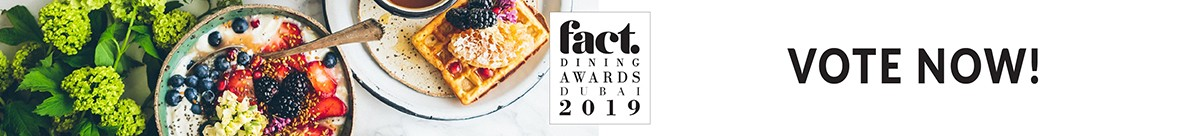 Fact Dining Awards Dubai voting