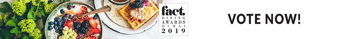 Fact Dining Awards Dubai voting