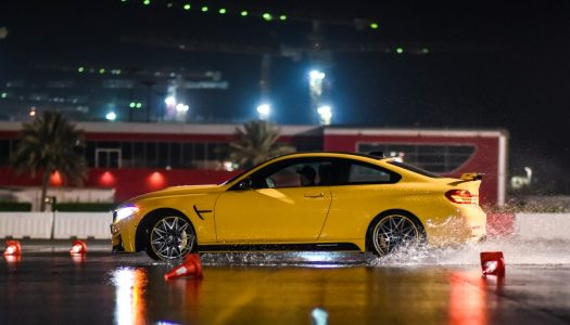 DRIFT LIKE A PRO WITH BMW
