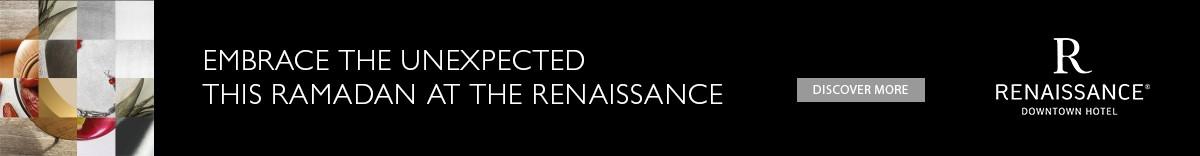 Renaissance Web Banner for May