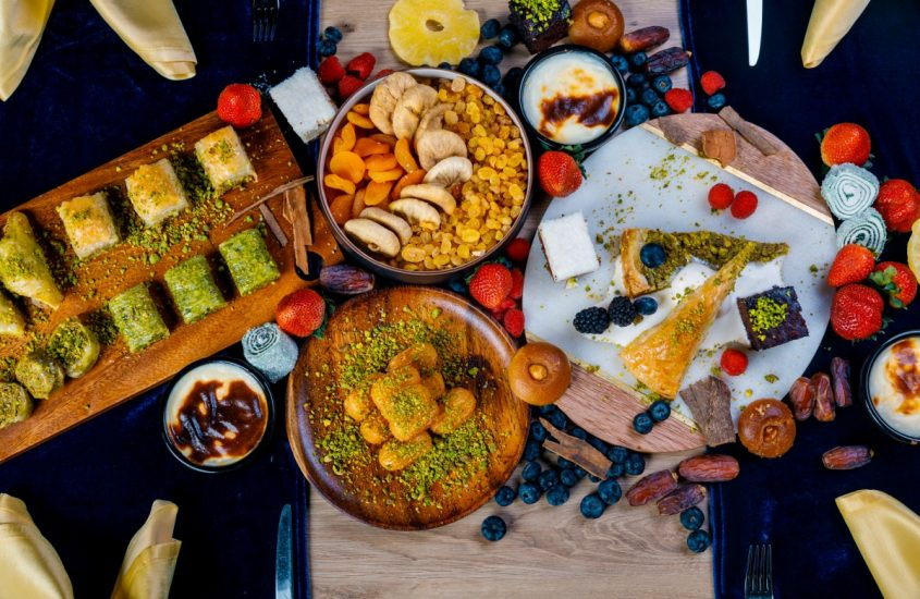 RIXOS REVELRY: TWO TURKISH IFTARS TO TRY