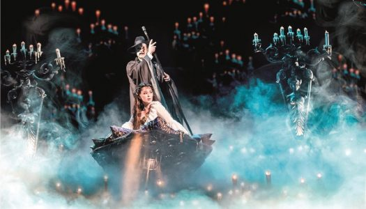 THE PHANTOM OF THE OPERA COMES TO DUBAI!