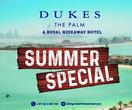 Dukes Hotel – June