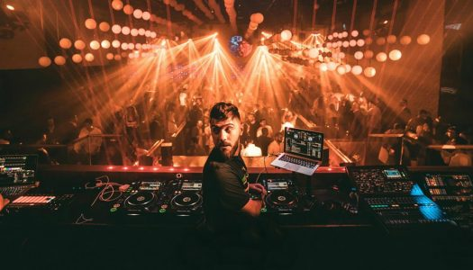 MEET ABU DHABI'S BEST DJ: SAIF AND SOUND