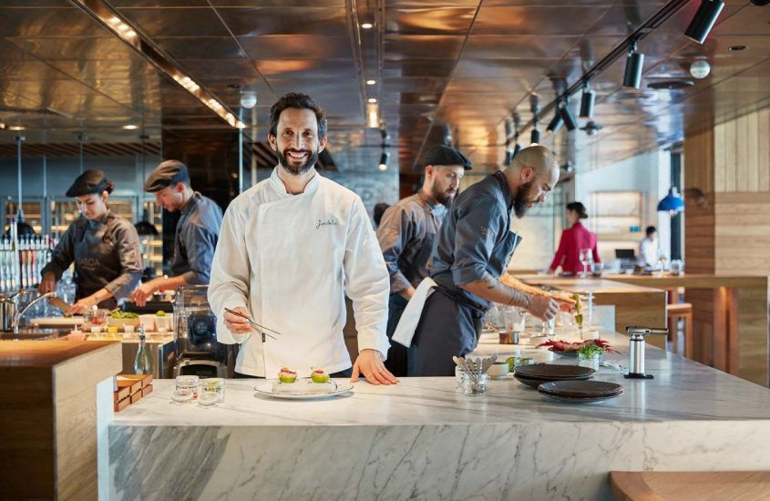 TASCA BRINGS PORTUGUESE FLAVOURS  TO FRIDAY BRUNCH