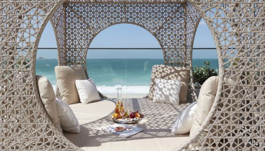 SUITE TEMPTATIONS AT MANDARIN ORIENTAL JUMEIRA