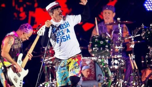 IT'S OFFICIAL: RED HOT CHILLI PEPPERS ARE COMING TO UAE