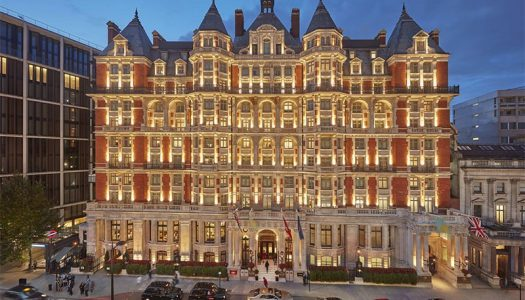 HERITAGE AND FLAIR: MANDARIN ORIENTAL HYDE PARK, LONDON