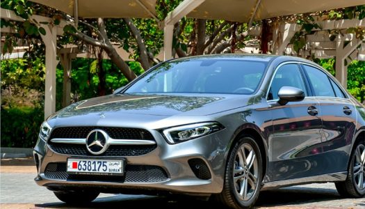 THE ALL-NEW MERCEDES-BENZ A-CLASS SEDAN