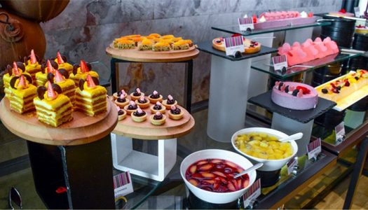 MAKE IT SWEET: LE MERIDIEN CITY CENTRE BAHRAIN