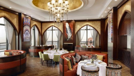 TALES FROM INDIA: MARTABAAN AT EMIRATES PALACE