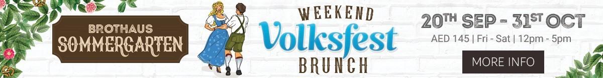 Volkfest Brunch