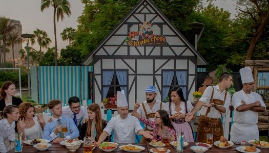 OKTOBERFEST CELEBRATIONS AT GRAND HYATT DUBAI