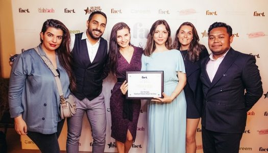 WINNERS: FACT SPA & WELLNESS AWARDS Abu Dhabi 2019!