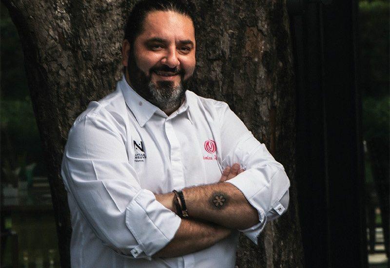 Abu Dhabi welcomes Chef Nicolas Isnard