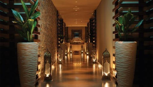 SAVING FACE AT ZAYNA SPA, GRAND MILLENNIUM AL WAHDA
