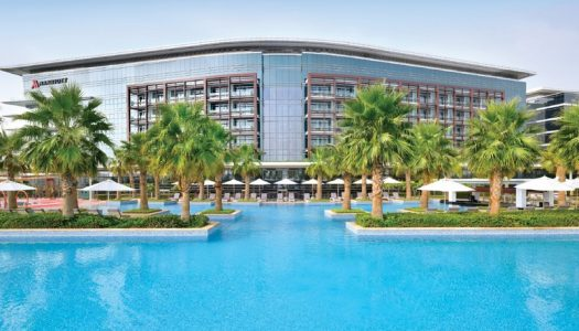 RESORT VIBES AT MARRIOTT HOTEL AL FORSAN