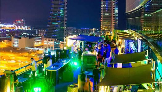 ROOFTOP LUXURY AT DOWNTOWN ROTANA