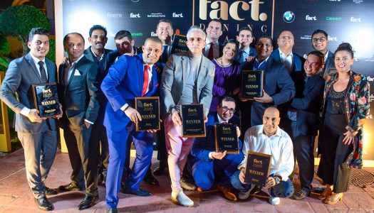 WINNERS: FACT DINING AWARDS BAHRAIN 2019!