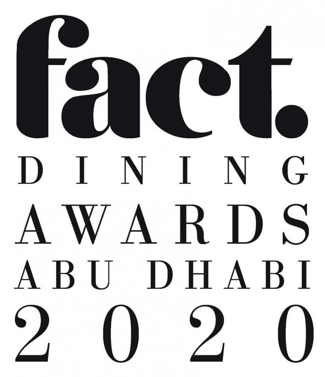 Fact Dining Awards Abu Dhabi 2020