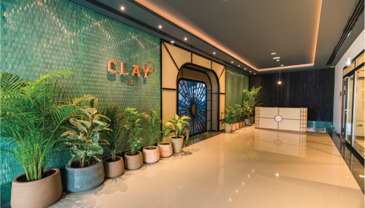 NATURE MEETS GASTRONOMY AT CLAY BAHRAIN