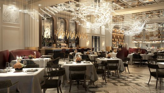 CHEF DANIEL BOULUD TO OPEN FIRST MIDDLE EASTERN RESTAURANT
