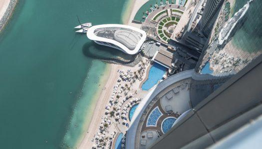 HOTEL HOTSPOT: JUMEIRAH AT ETIHAD TOWERS