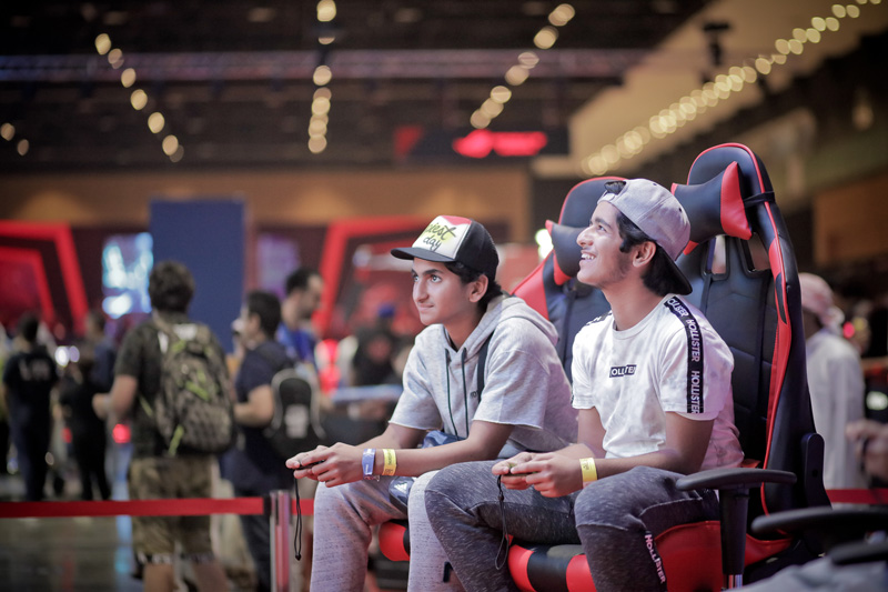 MIDDLE EAST GAMES CON GOES DIGITAL FOR 2020