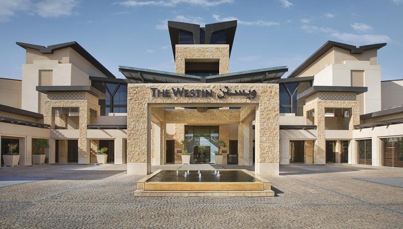 SUITE STAYCATION: THE WESTIN ABU DHABI GOLF RESORT & SPA