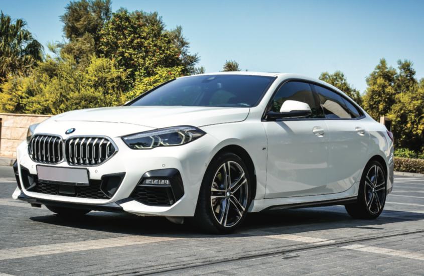 City Rides: BMW 2 Series Gran Coupé 218i