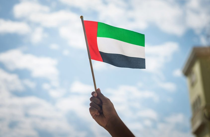 Twelve unique ways to celebrate UAE National Day in Dubai and Abu Dhabi.