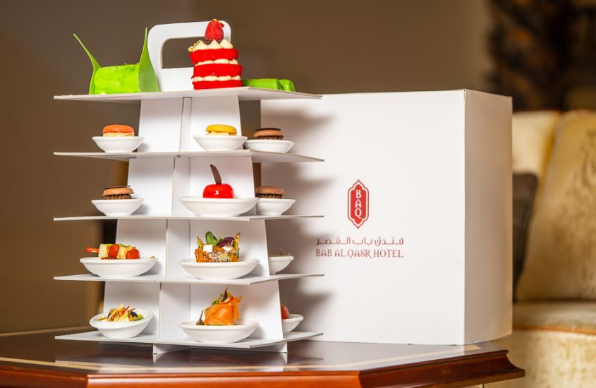 On The Menu: Morjana, Bab Al Qasr Hotel