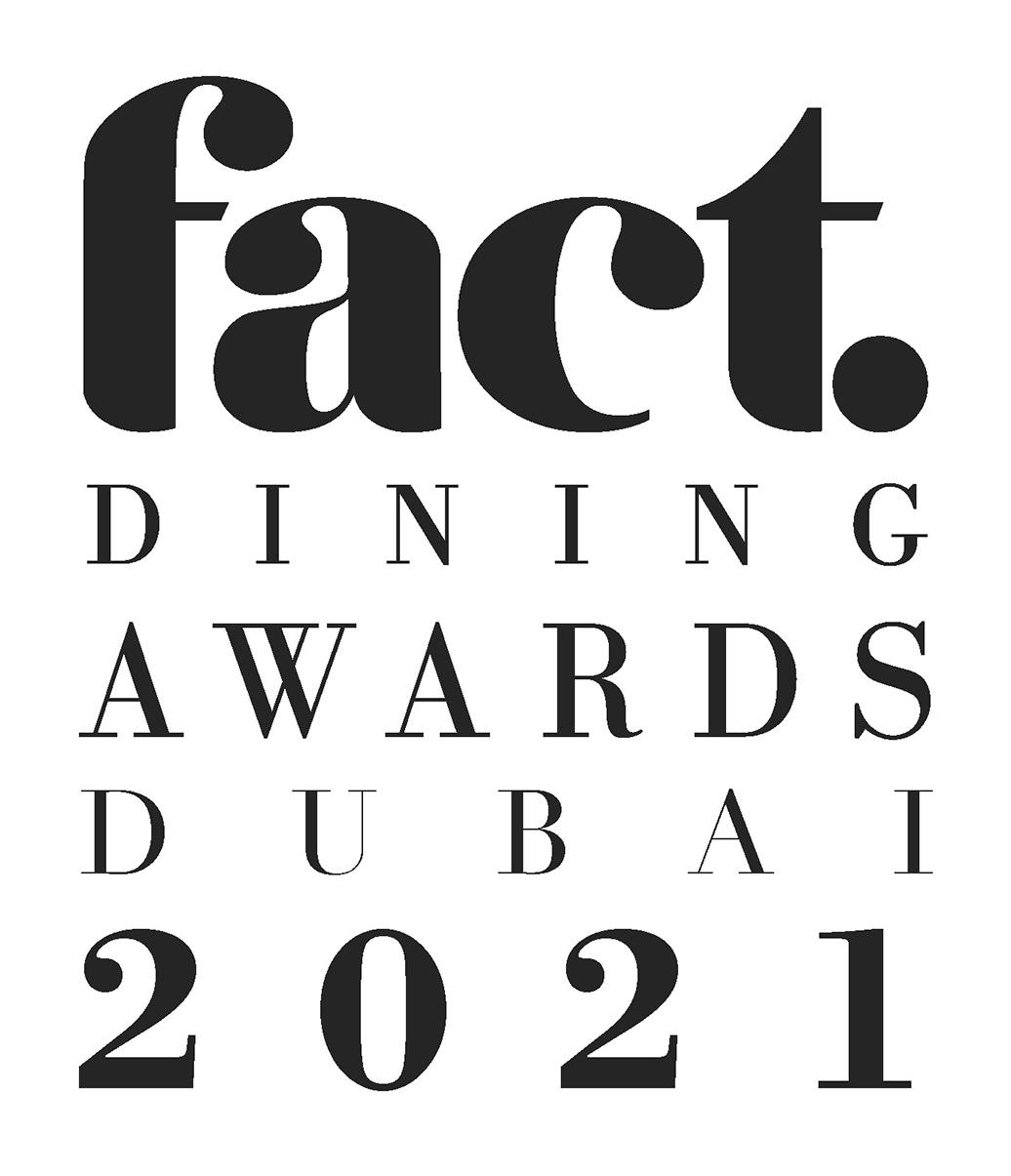 FACT Dining Awards Dubai 2021