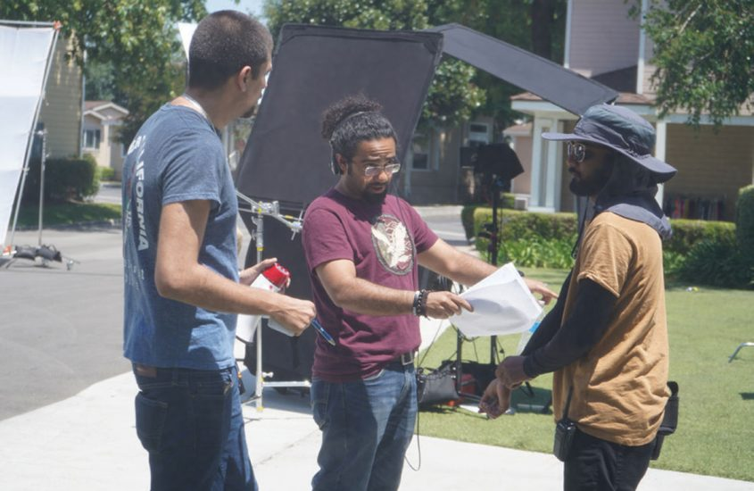 FROM FUNNYMAN TO FILMMAKER