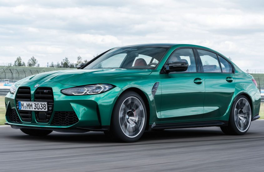 THE NEW BIMMERS ARE HERE