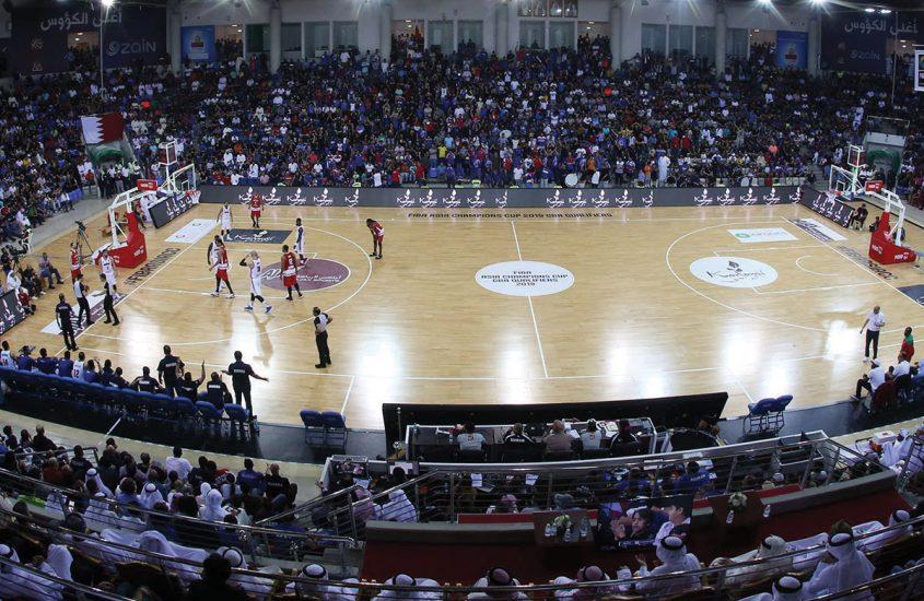 US BASKETBALL STAR HEADED TO BAHRAIN.