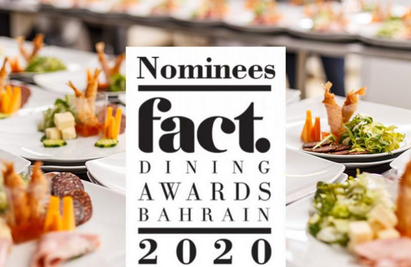 FACT Dining Awards Bahrain 2020
