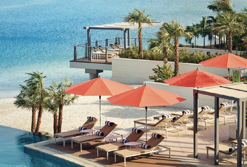 SKY HIGH HOSPITALITY AT THE GRAND HYATT ABU DHABI HOTEL & RESIDENCES EMIRATES PEARL